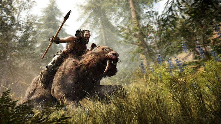 Far Cry Primal Saber-Tooth Tiger