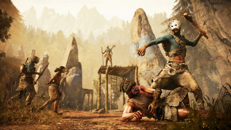 Far Cry Primal Weapons