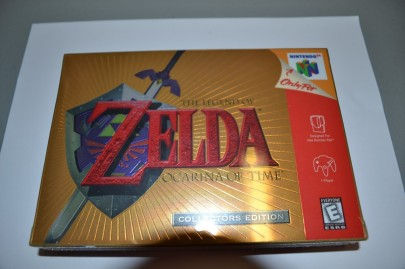 Legend-of-Zelda-Ocarina-of-Time-Collectors-Edition-Sealed