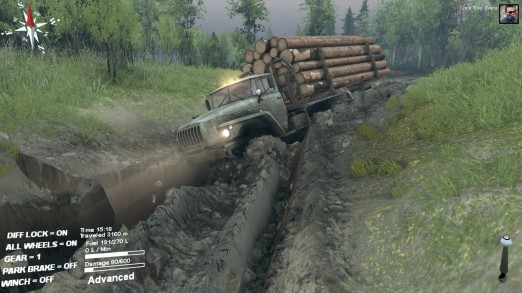 Spintires-stuck