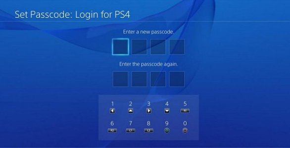 PS4 2-Step Verification