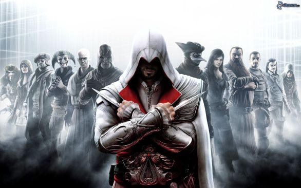 assassins-creed-brotherhood-nobleman-smuggler-engineer-harlequin-priest-executioner-ezio-auditore-da-firenze-the-doctor-courtesan-blacksmith-captain-barber-prowler-148841