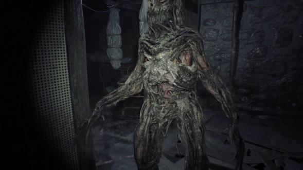Resident Evil 7 molded