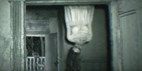 Resident Evil 7 ghost