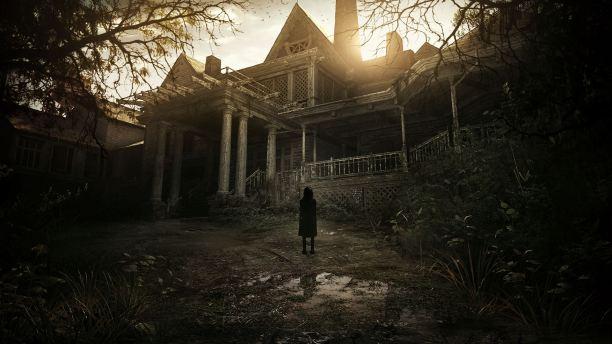 Resident Evil 7 mansion