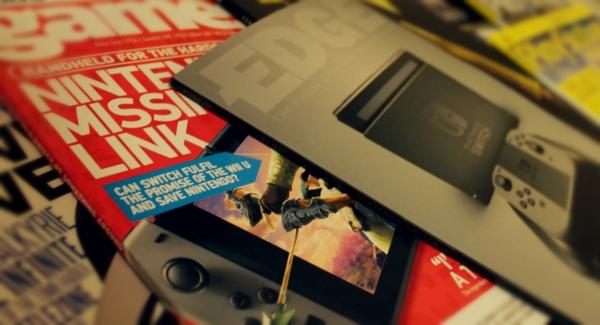 video game magazines