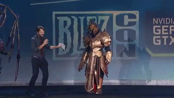 BlizzCon costume contest