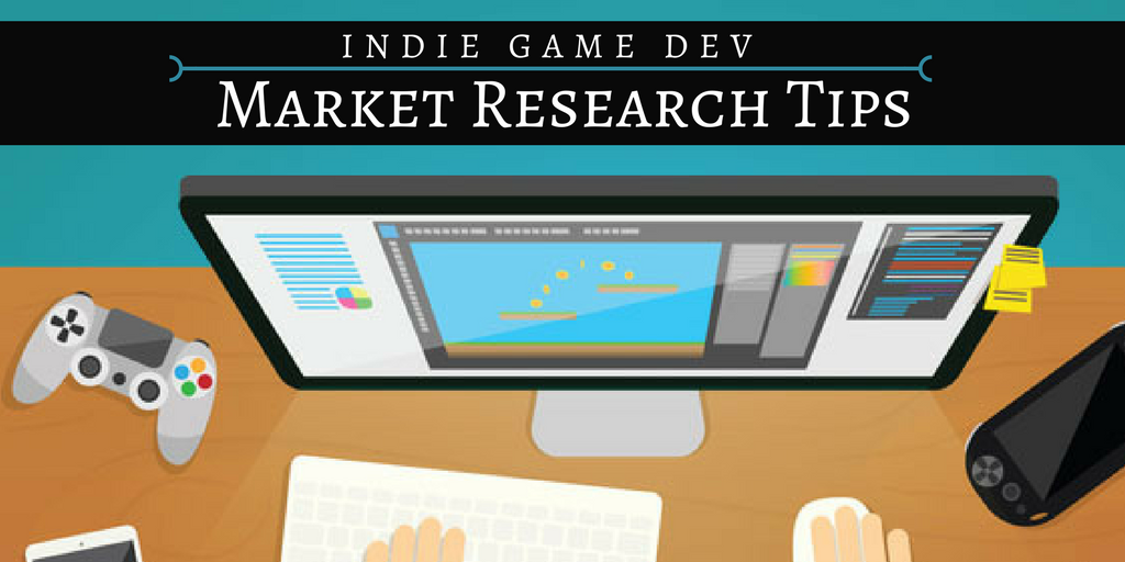 independent video game development market research