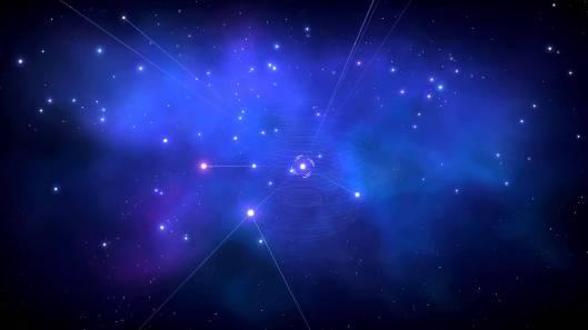 No Man's Sky Galaxy Map