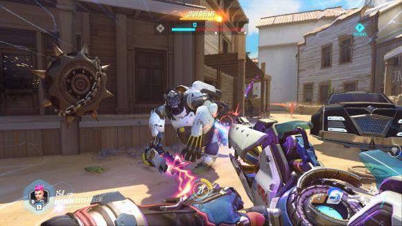 Overwatch in game screenshot