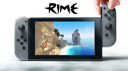 Rime on Nintendo Switch