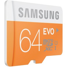samsung evo 64gb micro sd card