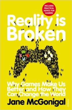 Reality Is Broken book cover