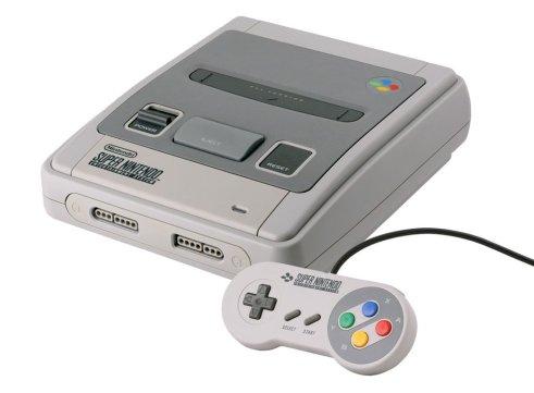 SNES Console