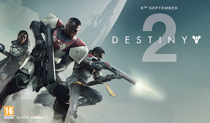 Destiny 2 Announcement
