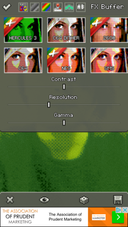famicam 64 image editing