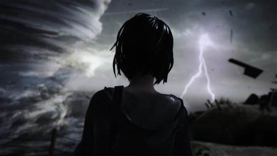 Life Is Strange storm