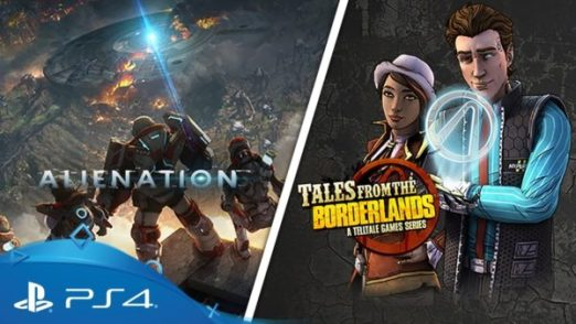PS Plus free games for May