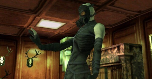 Psycho Mantis Metal Gear Solid