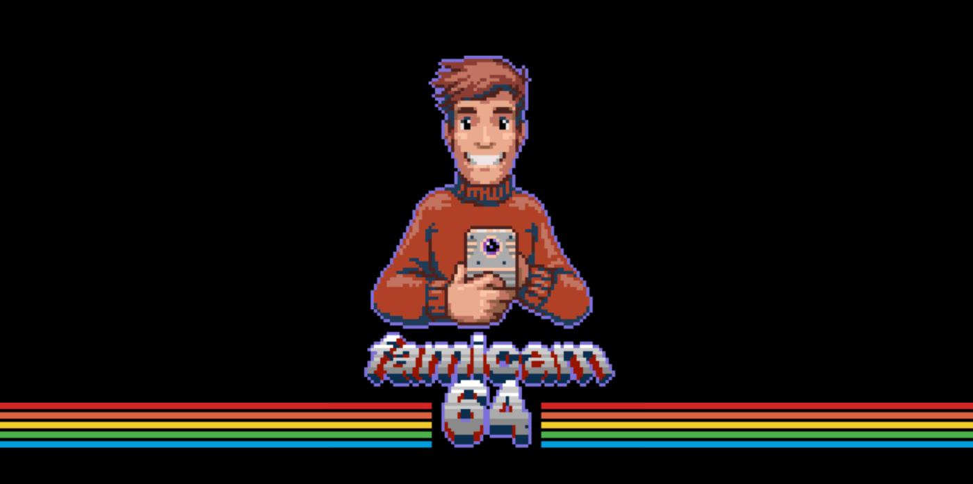 Famicam camera app logo