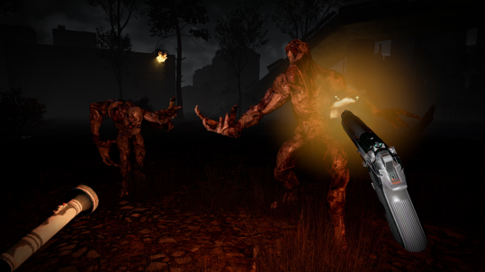 the brookhaven experiment zombies shooter