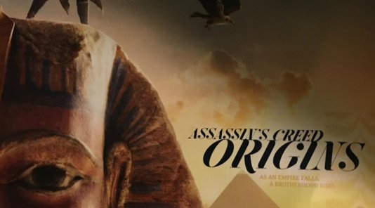 Assassin's Creed Origins Leaked Image