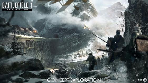 Battlefield 1 new DLC