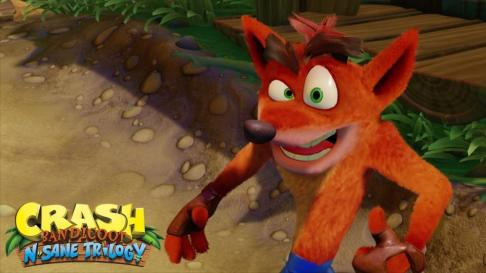 Crash Bandicoot N.Sane Trilogy difficulty