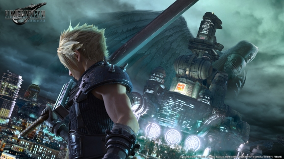 final fantasy vii gameplay