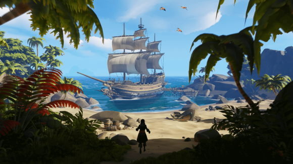 Sea of Thieves trailer screenshot