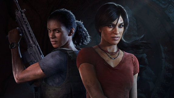 uncharted the lost legacy characters