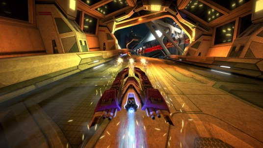 Wipeout PS4 gameplay