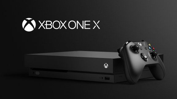 Xbox One X revealed