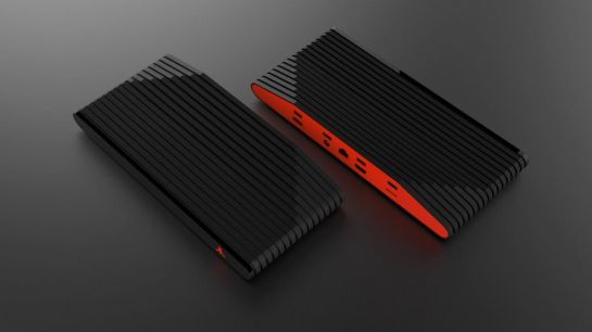 ataribox retro console modern