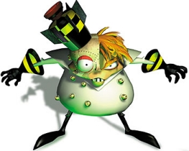 N.Gin Crash Bandicoot