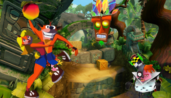 Crash Bandicoot Tawna N Sane