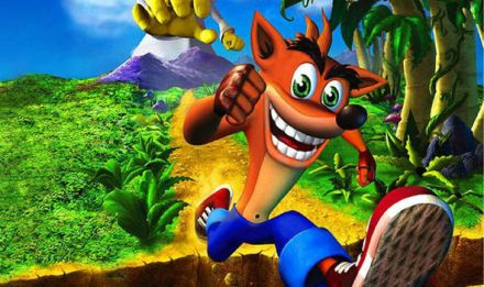 Crash Bandicoot no neck