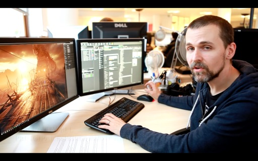 Hellblade development diary