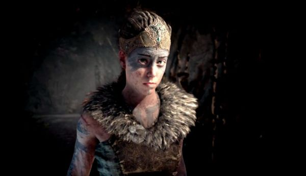Hellblade gameplay AAA visual quality