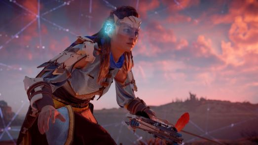 new focus customisation in Horizon Zero Dawn
