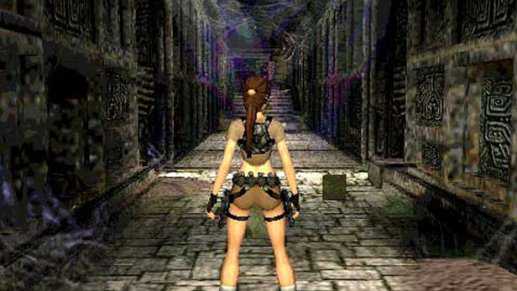 Lara Croft Tomb Raider Legend PS Vita