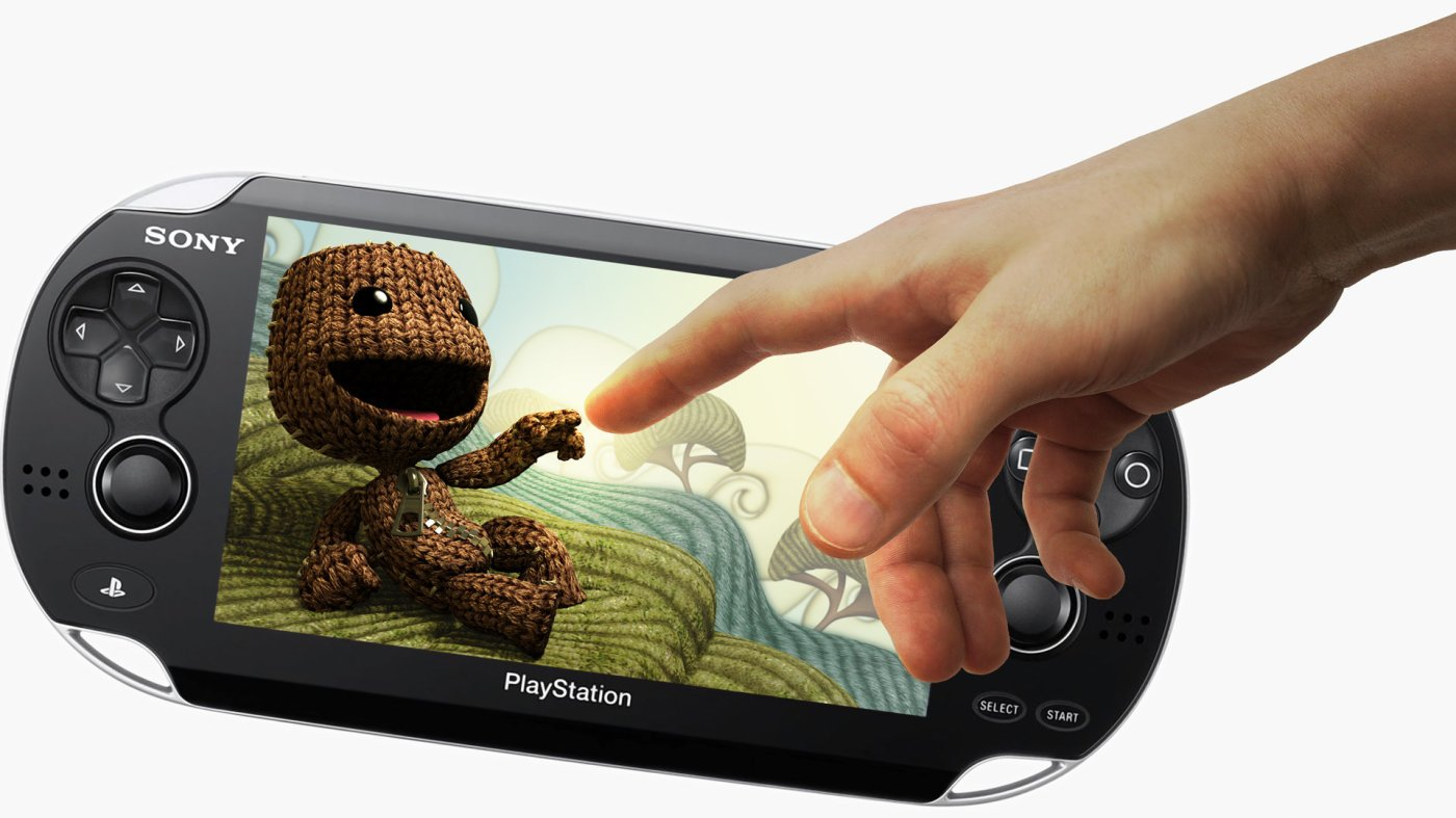 Little Big Planet on Vita