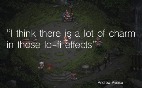Andrew Aversa Interview Quote 2
