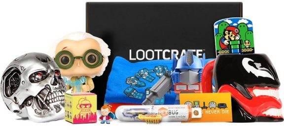 Loot Crate items