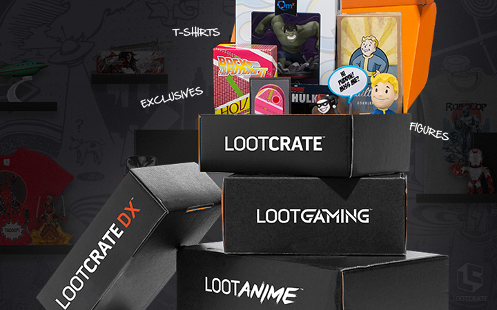 Loot Crate Sealed Their Fate With Loot Vault: The Rise And Fall Of ...