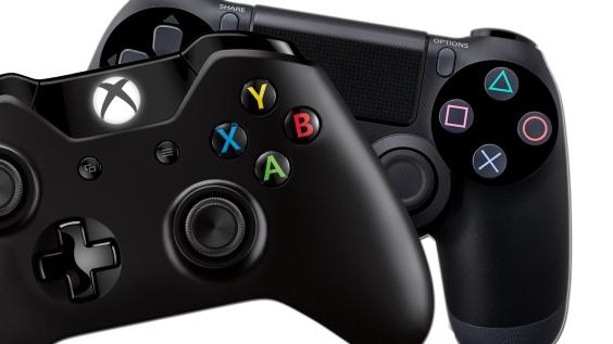 PS4 vs Xbox Live