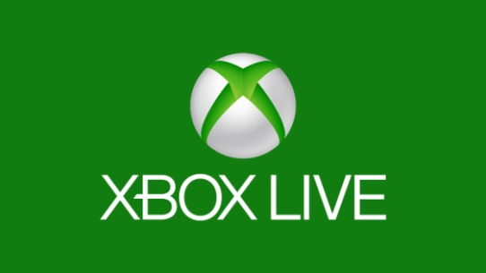 xbox live logo green background