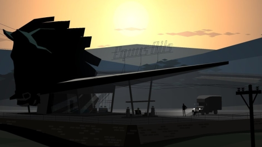 Kentucky Route Zero Nintendo Switch gameplay