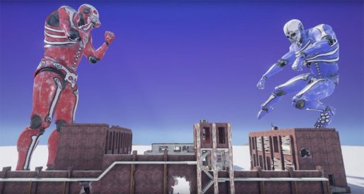 Morphies Law Nintendo Switch gameplay