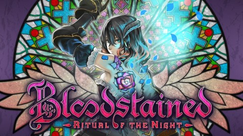 bloodstained key art